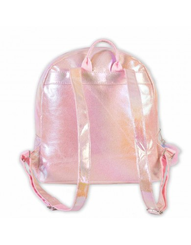 [ BB129-2 ] GTS MODA White Mermaid Backpack - Τεχνόδερμα